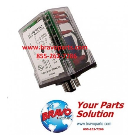 Low Water Cut Off Relay